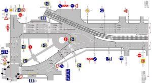 Проект организации дорожного движения